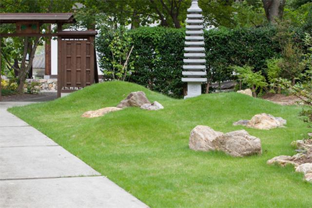 寺社仏閣や企業様の緑地管理